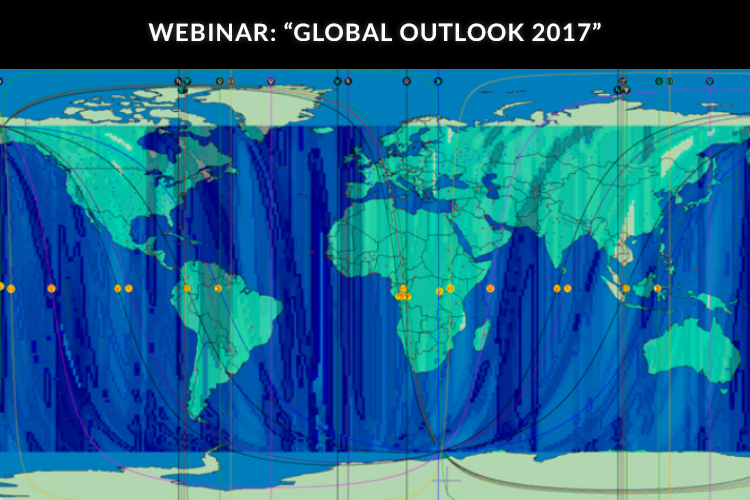 Global Outlook 2017 Webinar with William Stickevers