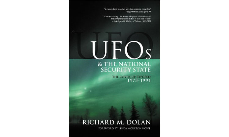 The Cover-Up Exposed, 1973-1991 (UFOs and the National Security State)